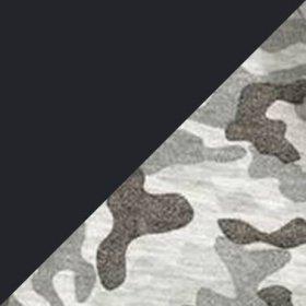 Mescla Preto/Camuflado Preto